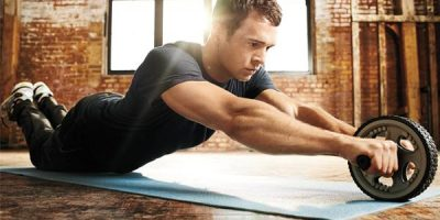Getting Started with Your Exercise Programm - men fitness