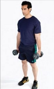 Home Workout Level 2: Dumbbell Routine - Men's Fitness - Lifestyle