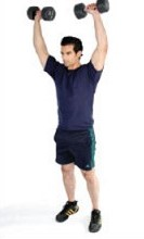 Home Workout - Dumbbell Routine- mens fitness -13