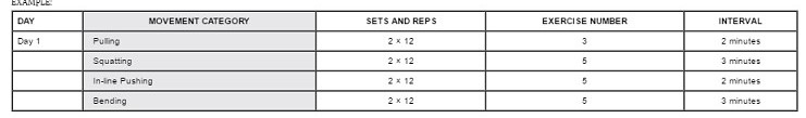 your-training-schedule-2