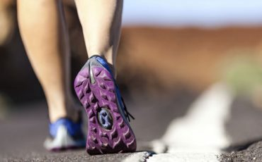 Adjustments for Various Terrains in Fitness Walking