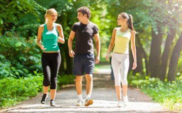 Walking Health – Fitness Assessment