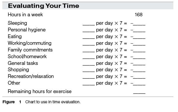 Planning Your Walking Program
