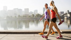Short and Easy Workouts in Fitness Walking