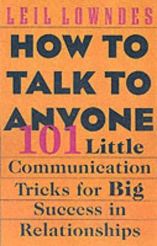 92 tricks of communication leil lowndes essay example Leil lowndes 3,551 likes 6 talking about this author of 10 books, translated in 26 languages, who is passionate about helping people become better.