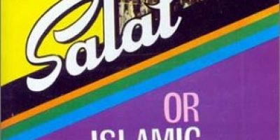 Salat or Islamic Prayer Book