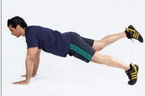 home workout level one bodyweight exercises  men's