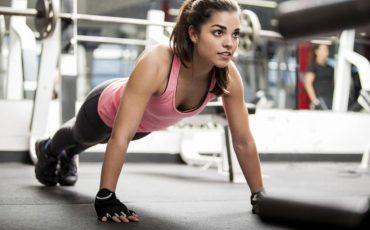 Staying Motivated - Fitness Women