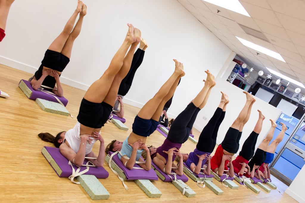 Iyengar Yoga For Women Iyengar Yoga Lifestyle
