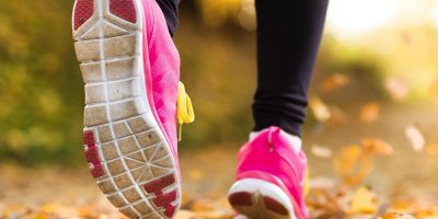1-Mile Walking test - f