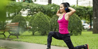 Warming Up Heart, Mind, and Muscles in Fitness Walking