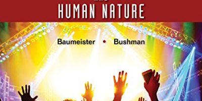 Social Psychology and Human Nature, Comprehensive Edition (MindTap for Psychology)