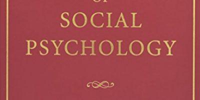 2: Handbook of Social Psychology: Volume Two