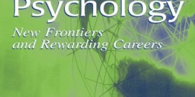 Applied Psychology: New Frontiers and Rewarding Careers